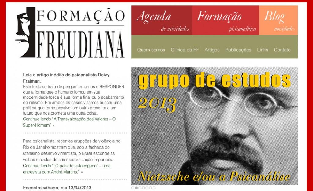 190601813 Formação Freudiana - O Tao do Site O Tao do Site